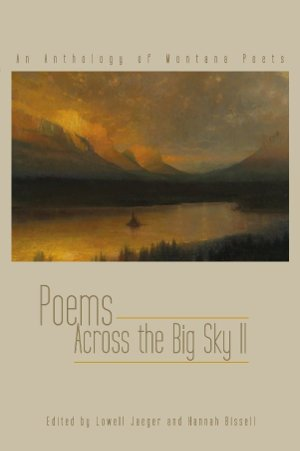 Poems Across the Big Sky II Book Cover