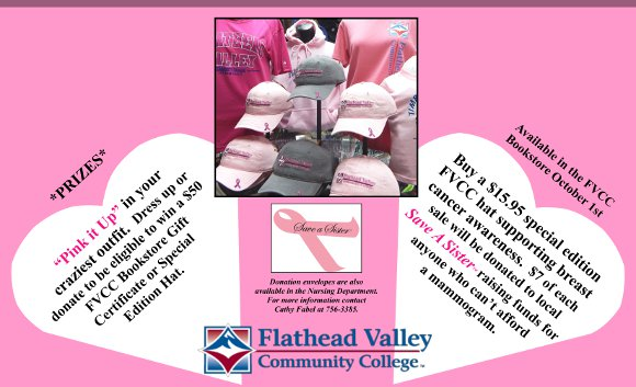 Turn The Flathead Pink