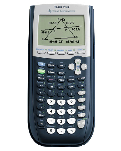 Ti-84+ Calculator (SKU 1014616325)