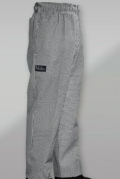 Chef Baggy Pant-Checkered