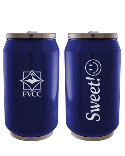 Fvcc Stainless Steel Tailgate Bottle
