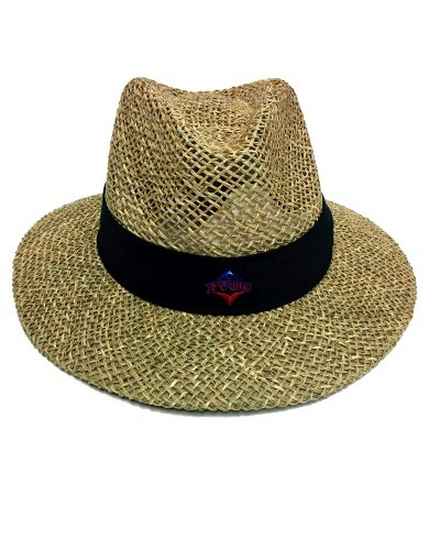 Natural Straw Safari Hat