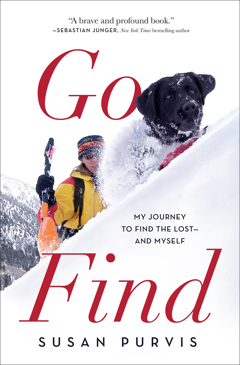 Go Find: My Journey To Find The Lost - And Myself (SKU 1028527553)