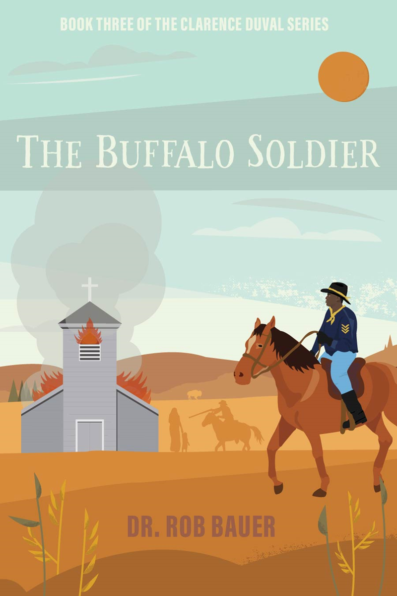 The Buffalo Soldier (SKU 1029167226)