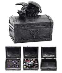 Dragon Dice Storage Box