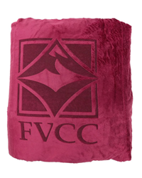 FVCC Sherpa Fleece Blanket