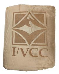 FVCC SHERPA FLEECE BLANKET