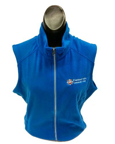 Vest Womens Port Authority Microfleece